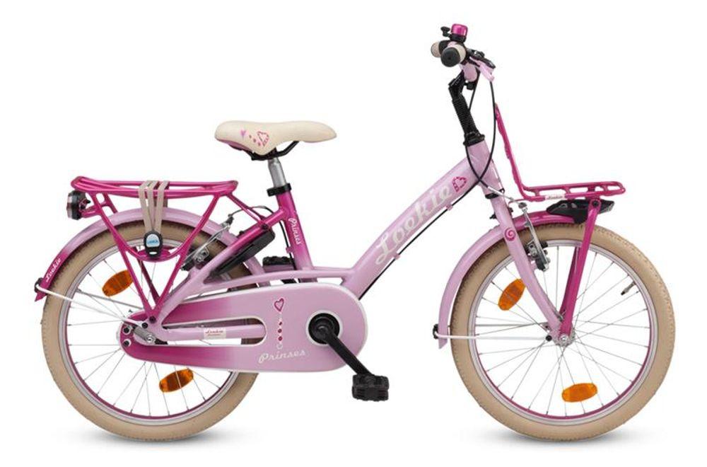 18 Loekie Prinses Girl Pink