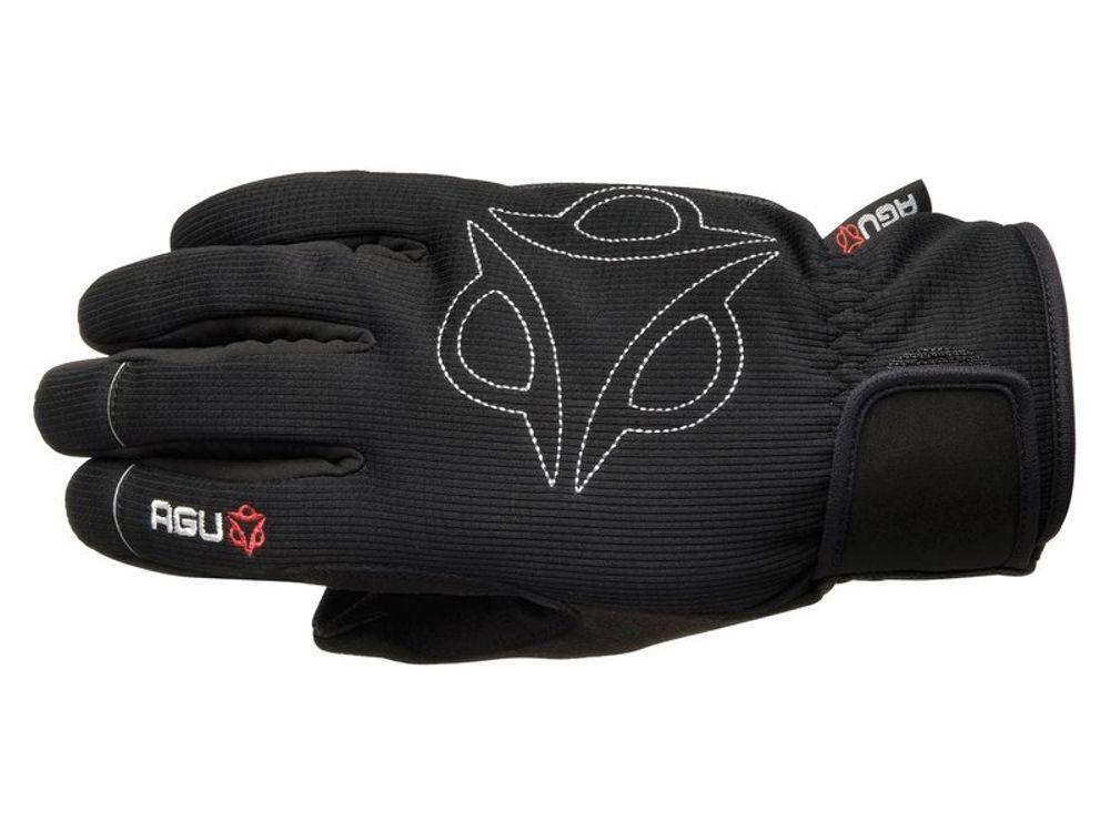 Handschoen windproof zwart xs