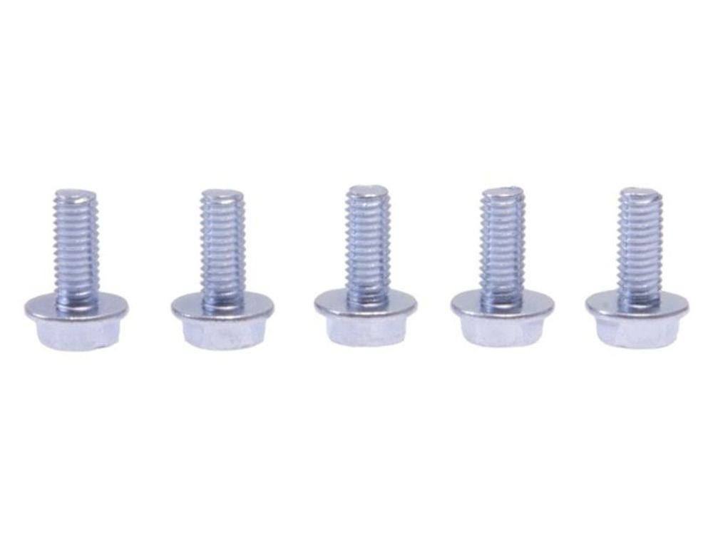 Simson Spatbordboutjes 5 x 12 mm (5 stuks)
