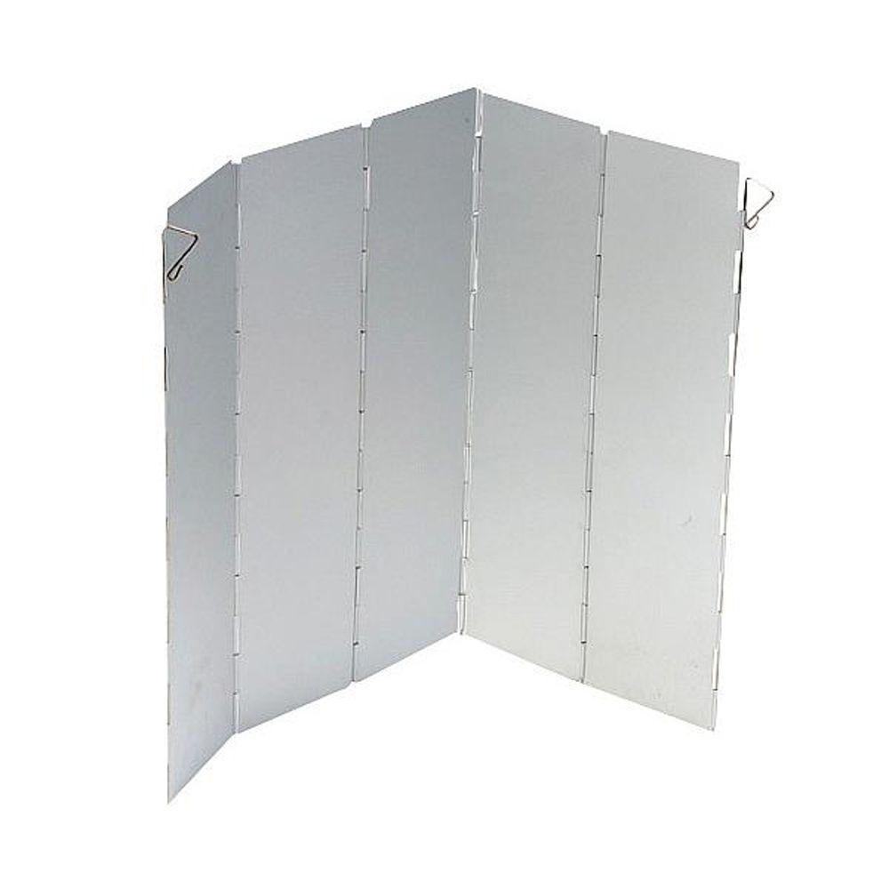 BC Kookwindscherm 5-dlg alu 50x36cm