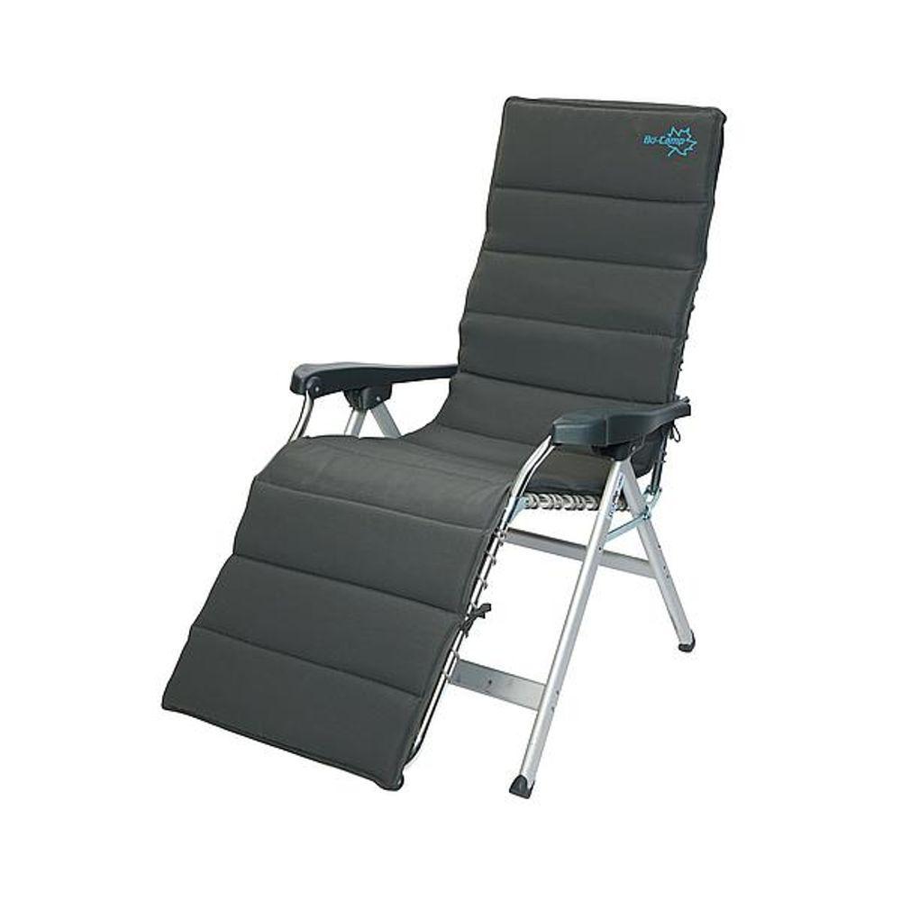 Bo-Camp - Stoelkussen voor relaxstoelen - Universeel - Gepolsterd