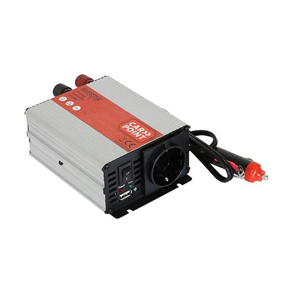 CP Omvormer 12V>230V 150-300W