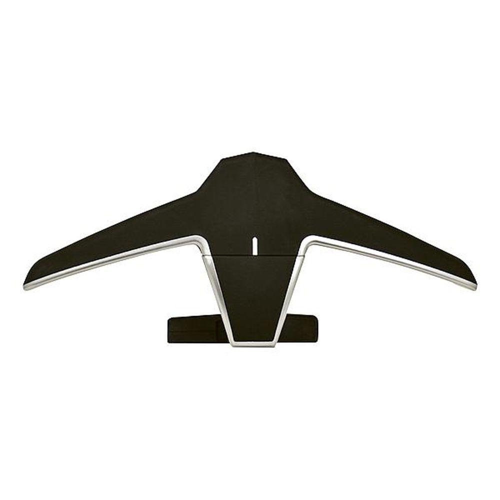 Carpoint - Kledinghanger hoofdsteun - Zwart - ABS
