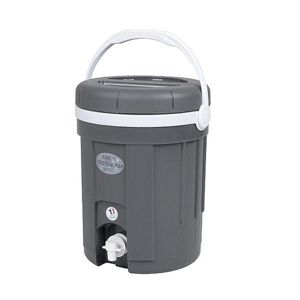 EDA Water/sapcont. m.kraan grijs 4l