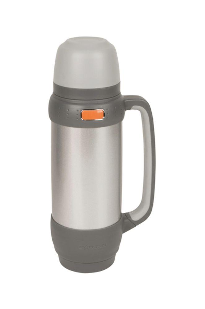 Bo-Camp - Isoleerfles - Elegant - 1 liter - RVS
