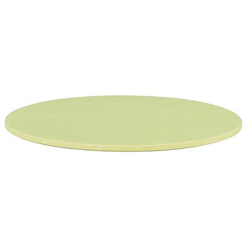 Pizzasteen - Cordieriet - Beige