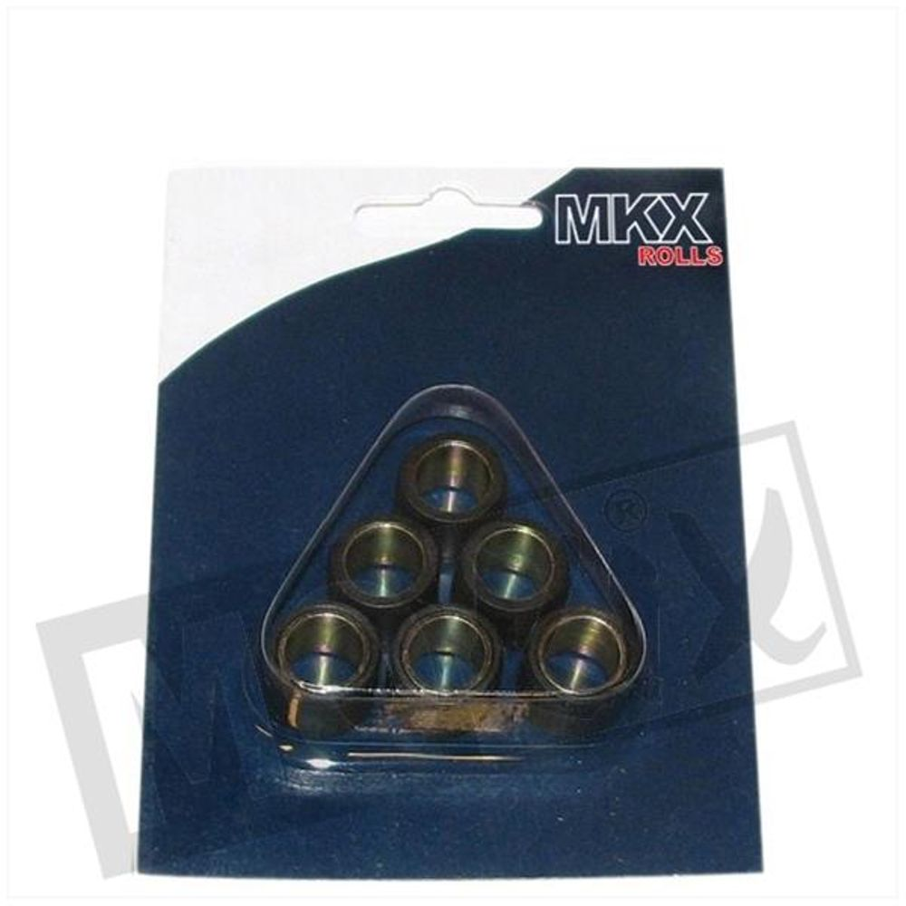 Rollenset 15x12 MKX 11.5 gram