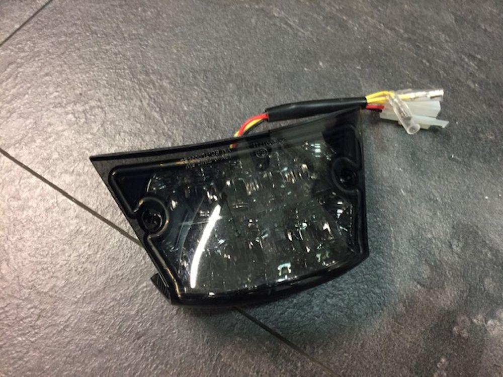 Achterlicht Piaggio Zip LED Smoke Power1 E-keur