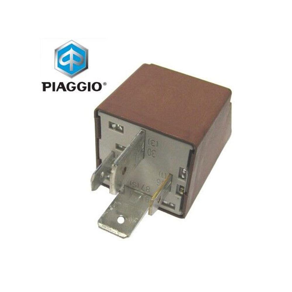 Piaggio Startrelais Piaggio/Vespa 12V 80amp Origineel