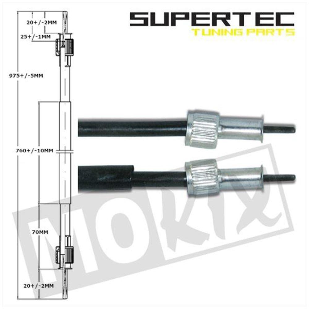 Tellerkabel Peugeot V-clic Orig Model Supertec