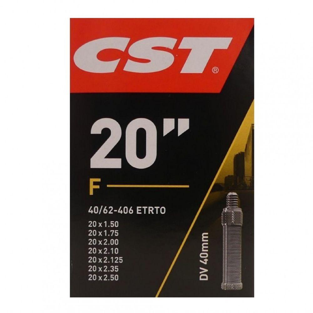 CST Binnenband Fiets 47/57-406 HV 20 X 13/8 - 1.75/2