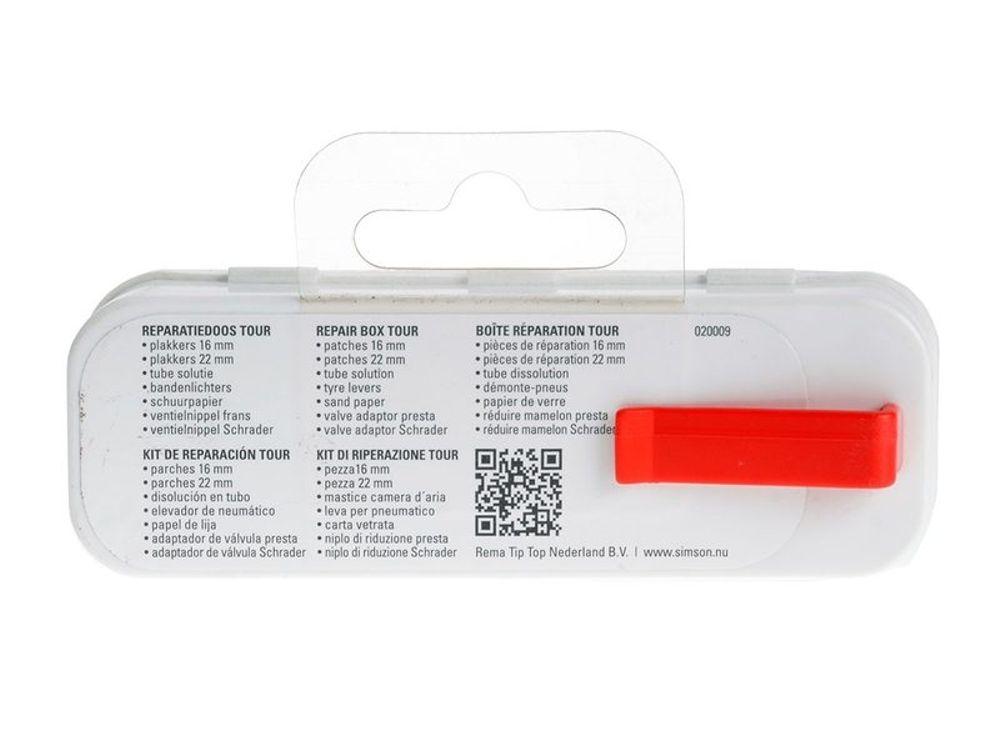 SIMSON REPARATIEDOOS TOUR VOOR ONDERWEG