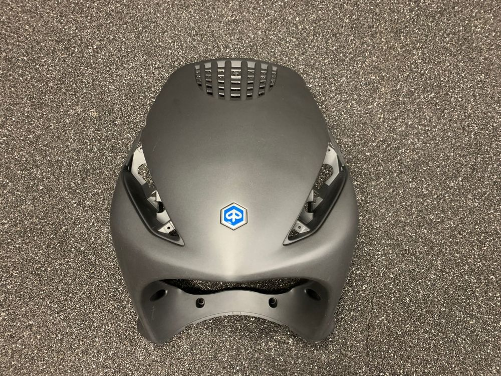 Voorkap Piaggio Zip 4T Mat-Grijs Gebruikt