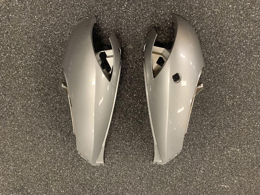 Motorscherm Set Peugeot Vivacity Zilver Gebruikt (oud model Vivacity)
