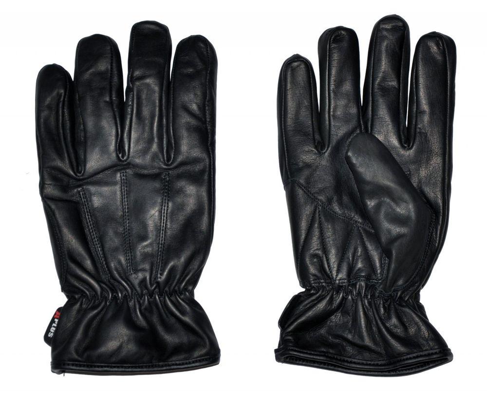 Handschoen Aplus Oslo Leer - XL