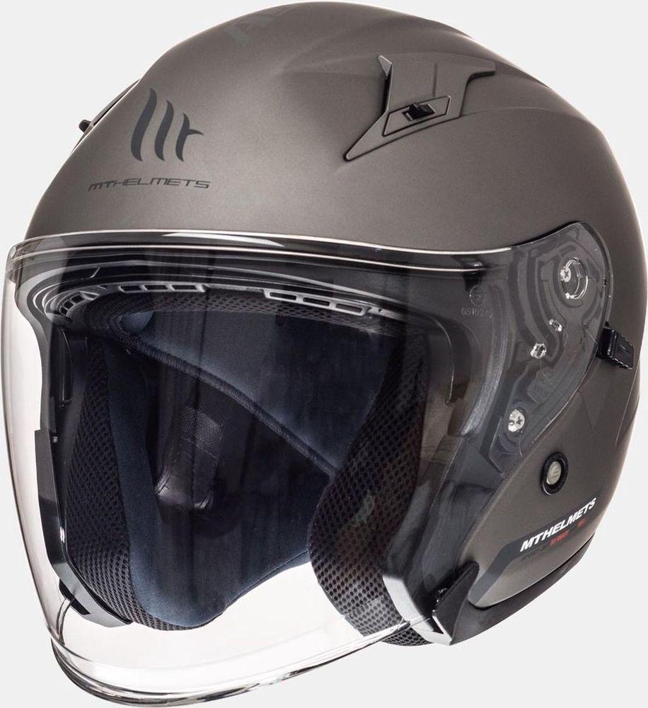 Helm MT Avenue SV Titanium - XL