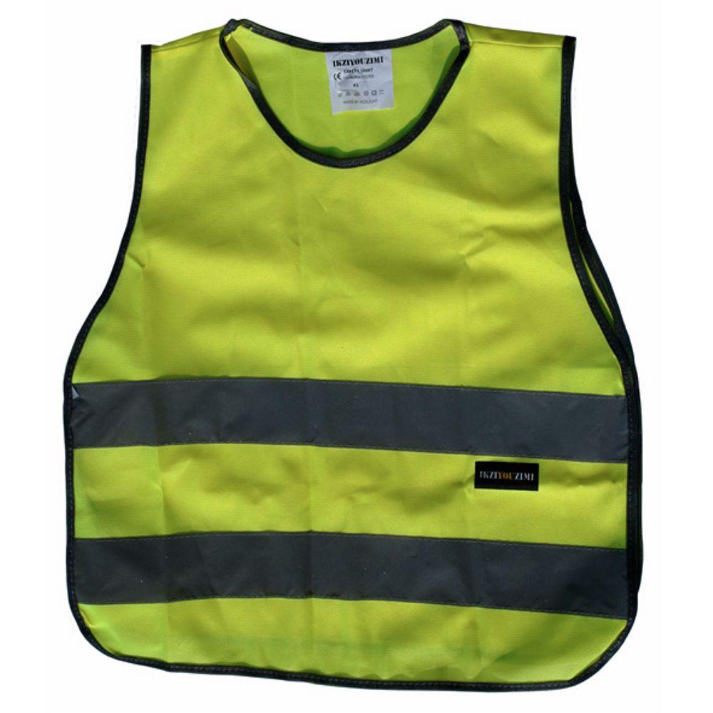 IKZI refl hemd S/M Junior