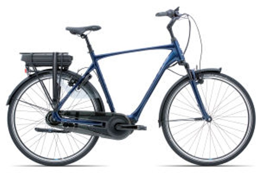 Giant Grand Tour E+ 2, Incl. 300Wh, Deep Blue