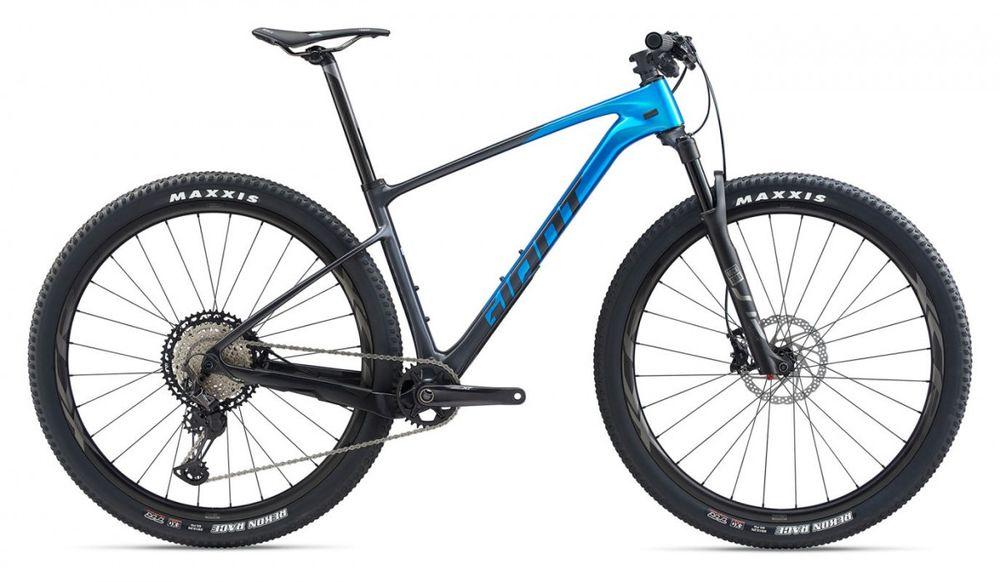 Giant XtC Advanced SL 29 1, Metallic Blue