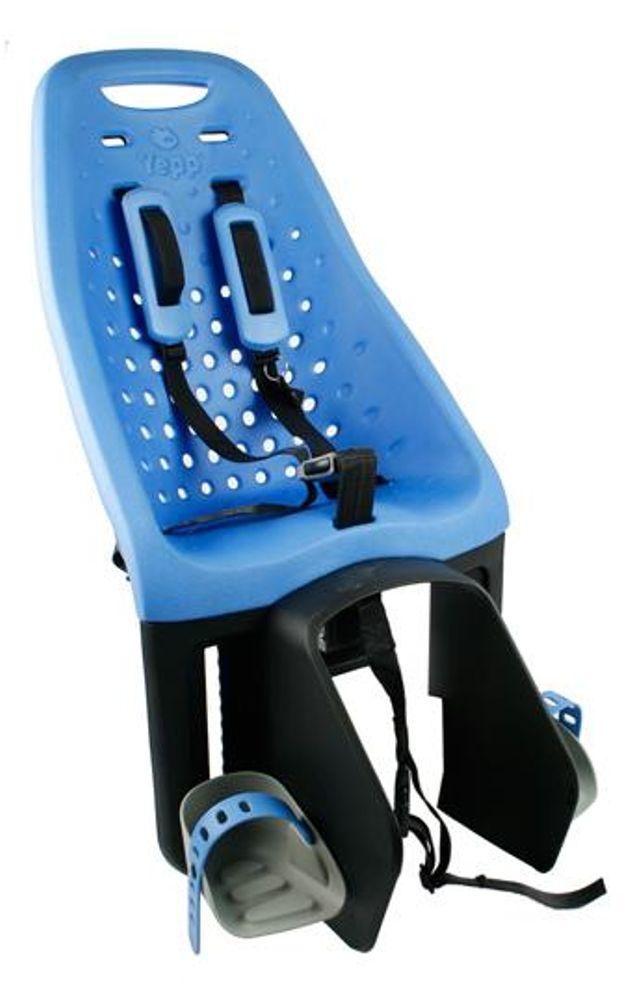 Duo GMG Yepp Maxi achterduo blauw dragerbevestiging easyfit 020212
