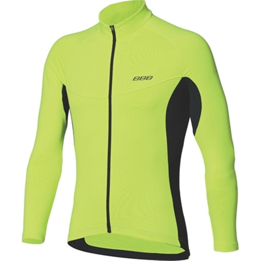 BBW-237 Shirt L.m. Transition S Neon Geel