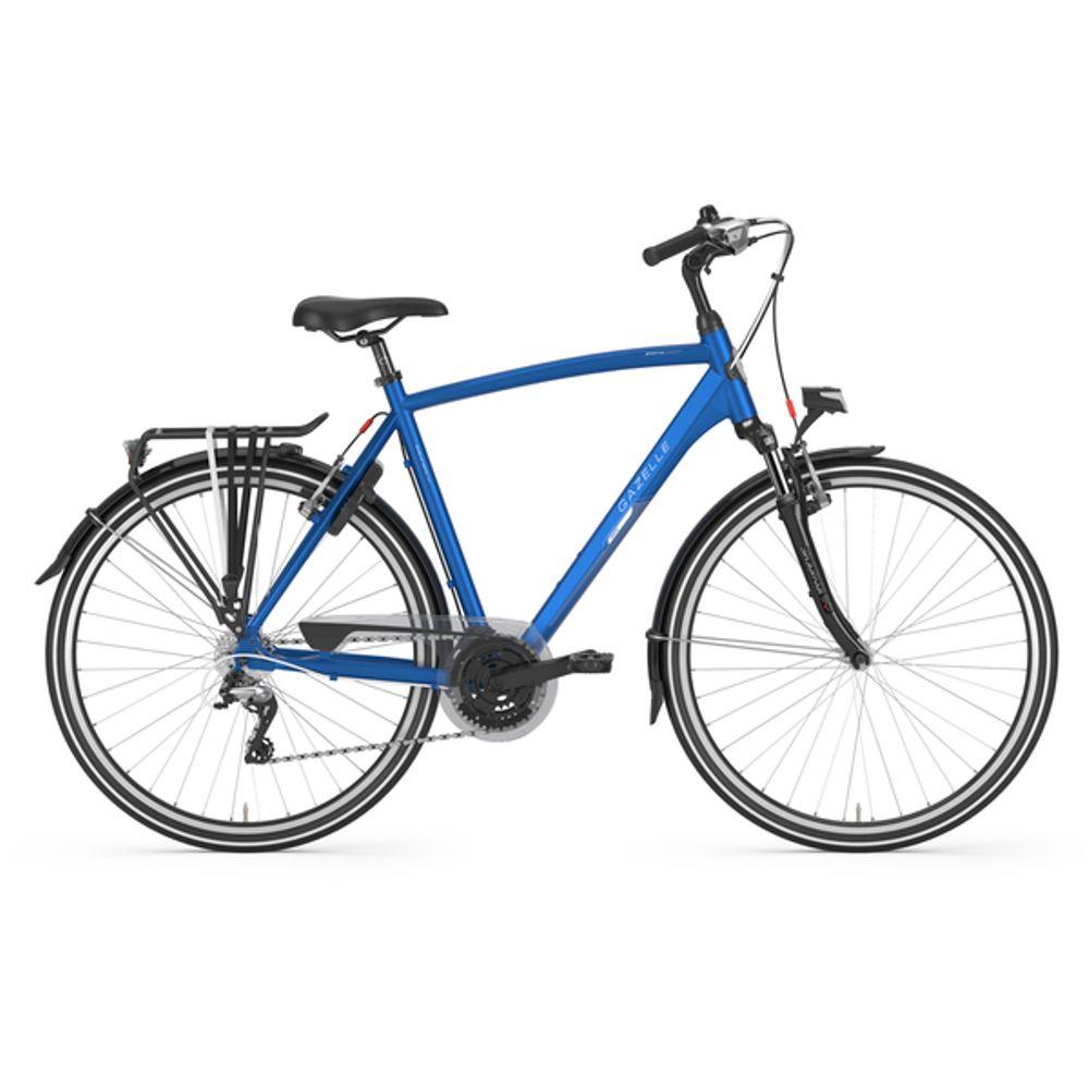 Gazelle Vento T24 H57 Tropical blue V24 (mat)