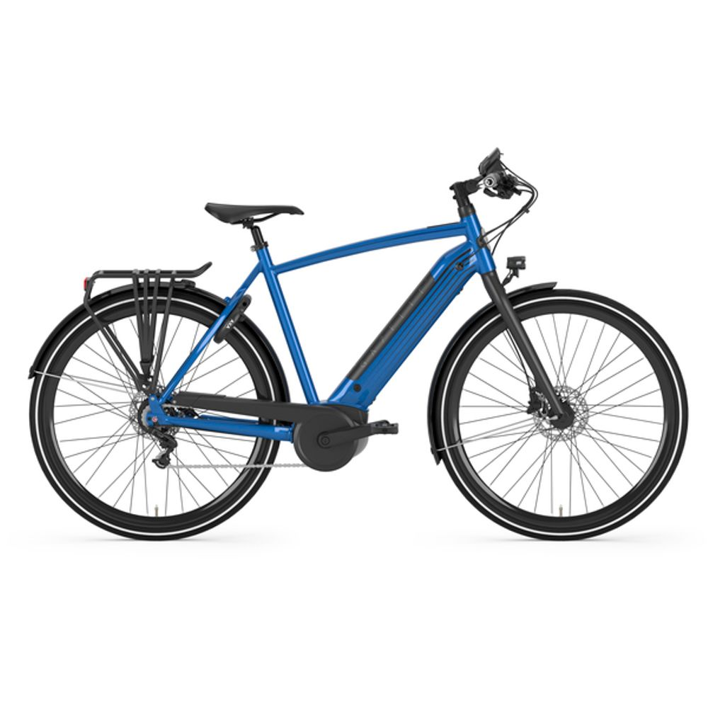 Gazelle CityZen C8+ HMB H57 Tropical blue S8