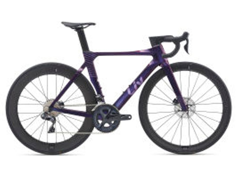 Enviliv Advanced Pro 0 Disc L Chameleon Purple