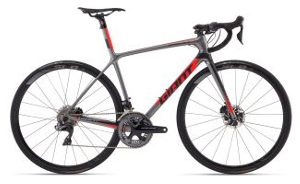 Giant TCR Advanced SL 0 Disc L Charcoal