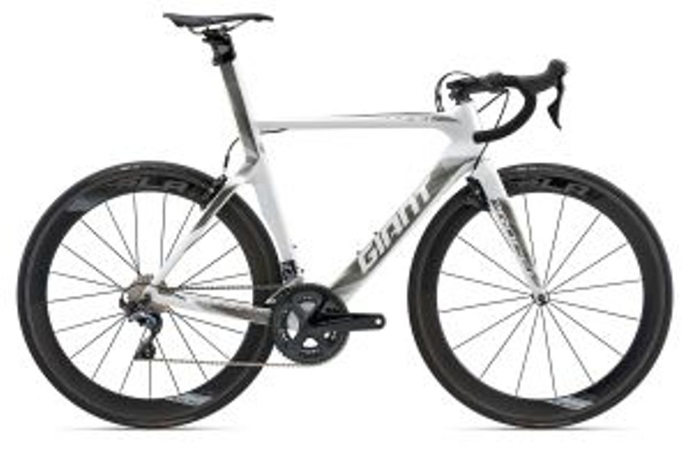 Giant Propel Advanced SL 1 S Pearl White