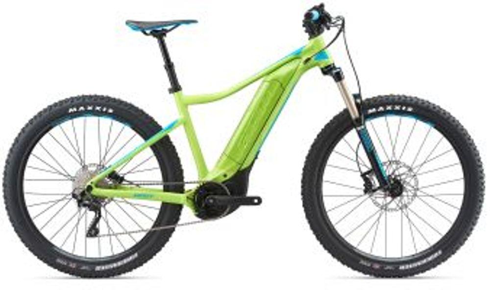 Giant Dirt-E+ 2 Pro 25km/h XS Green/Blue