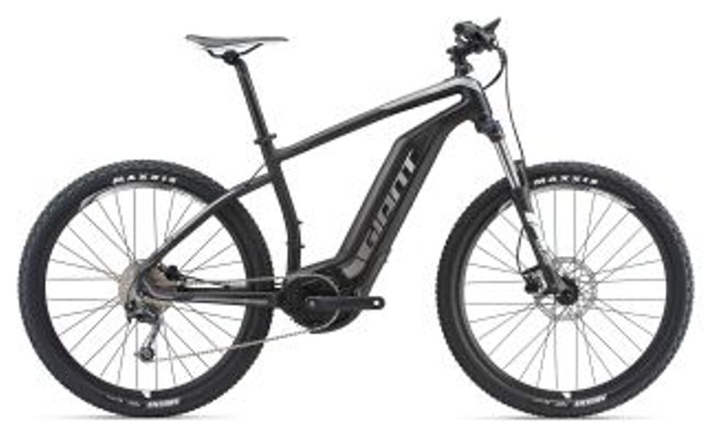 Giant Dirt-E+ 3 Power 25km/h M Black/White