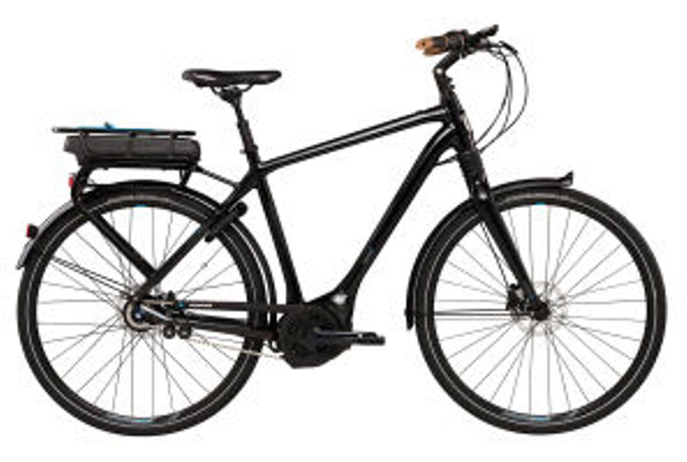 Giant Prime E+1 GTS 25km/h M Gloss Black