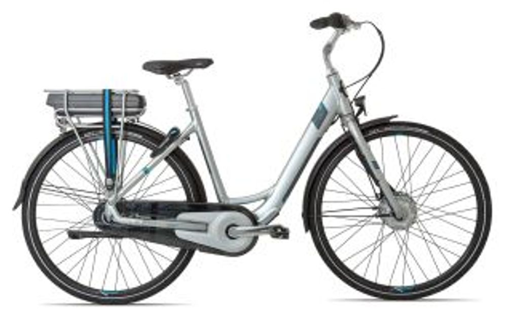Giant Ease-E+ 2 RB LDS 25km/h L Silver/Slate Gray