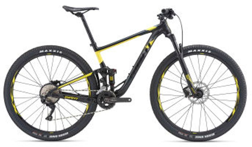 Giant Anthem 29er 3 XL Black