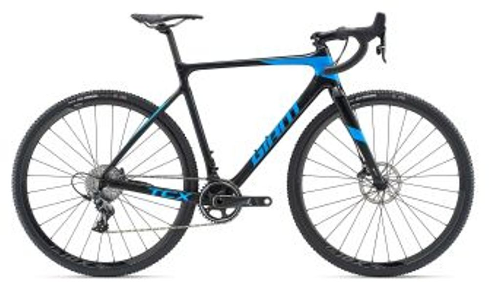 Giant TCX Advanced Pro 1 ML Rainbow Black