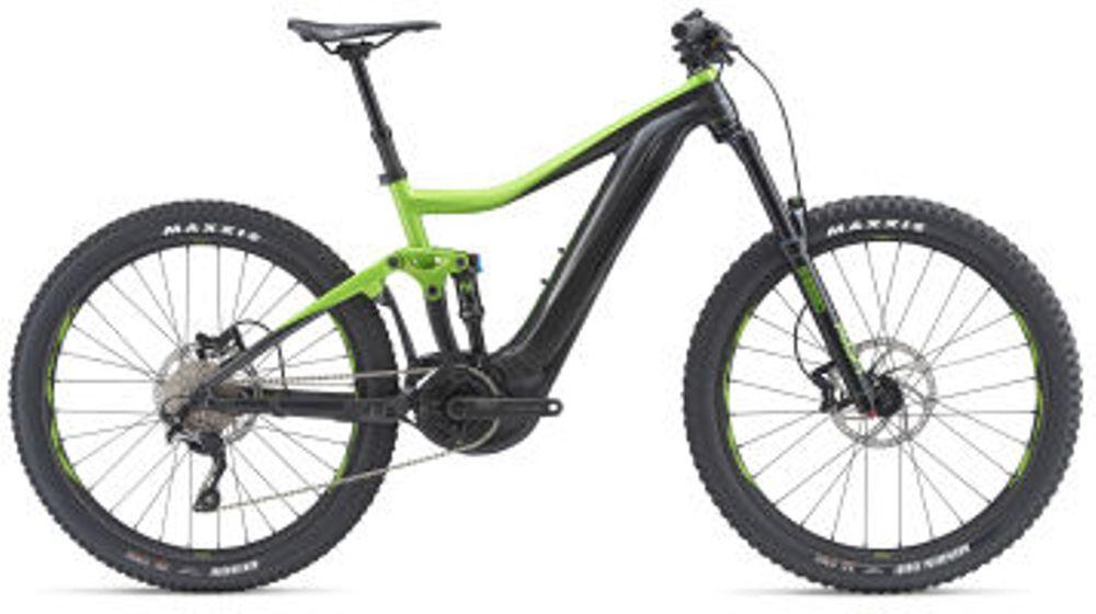 Giant Trance E+ 3 Pro 25km/h S Green/Black
