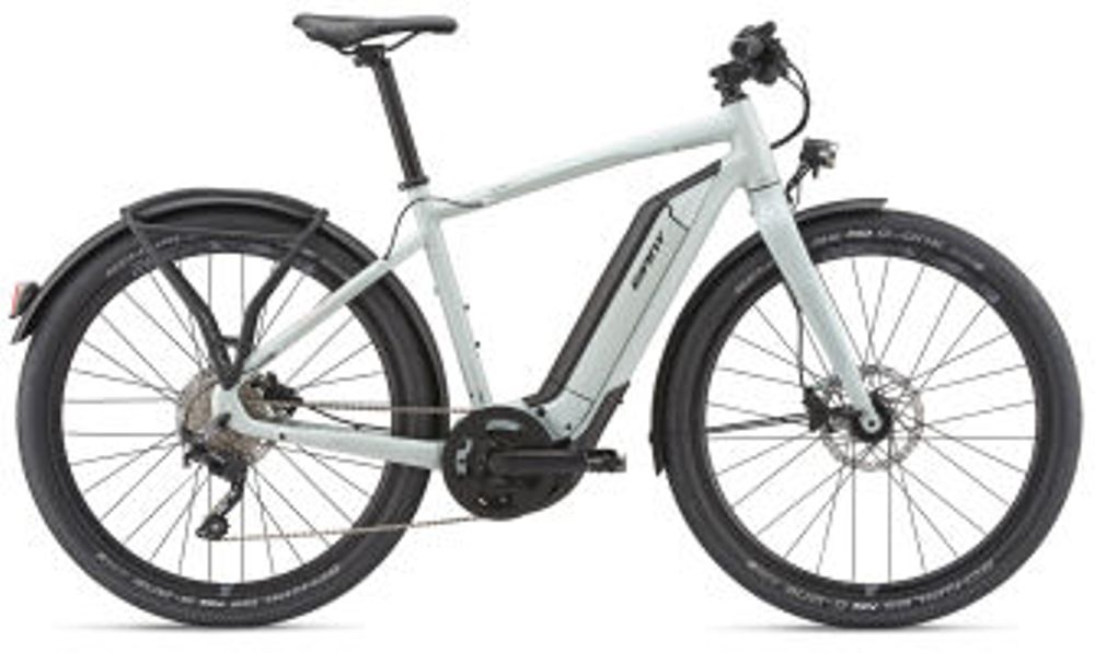 Giant Quick E+ 25km/h L Solid Grey