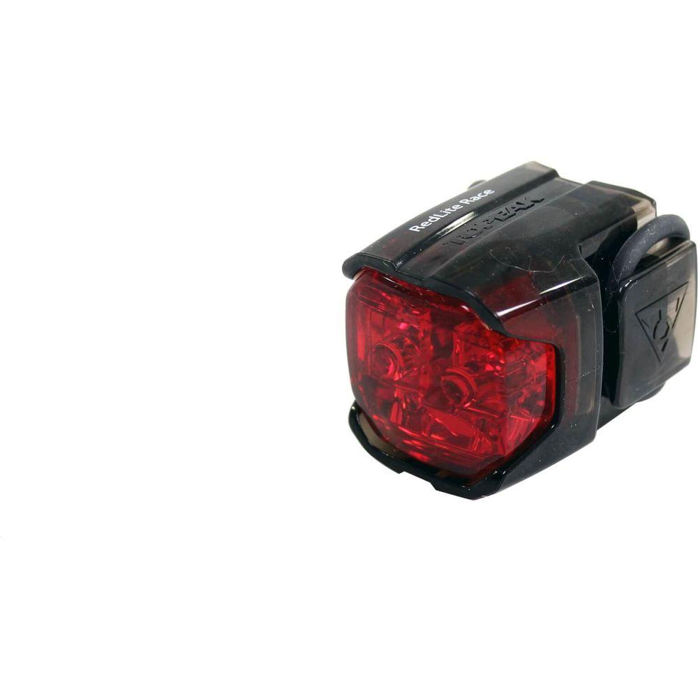 Topeak achterlicht Redlite Race batterij zwart