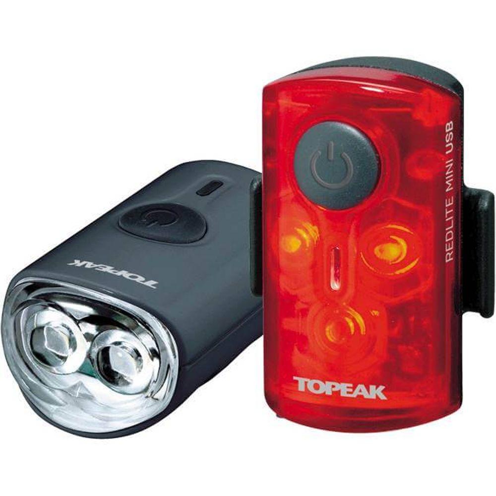 Topeak led set Mini USB Combo