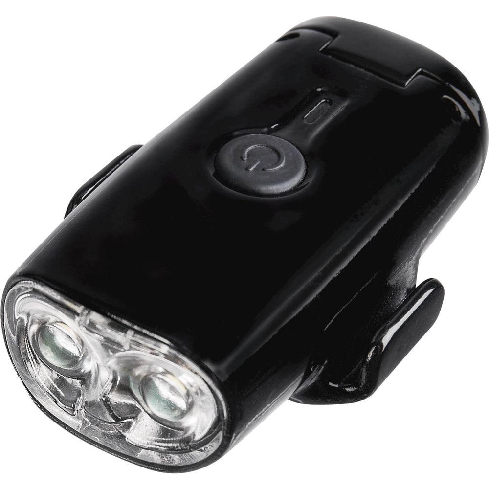 Topeak Helm led Headlux 150 batterij zwart