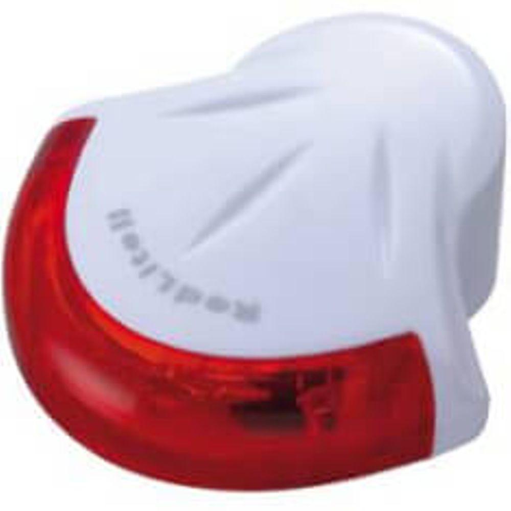 Topeak achterlicht Redlite 2 batterij wit