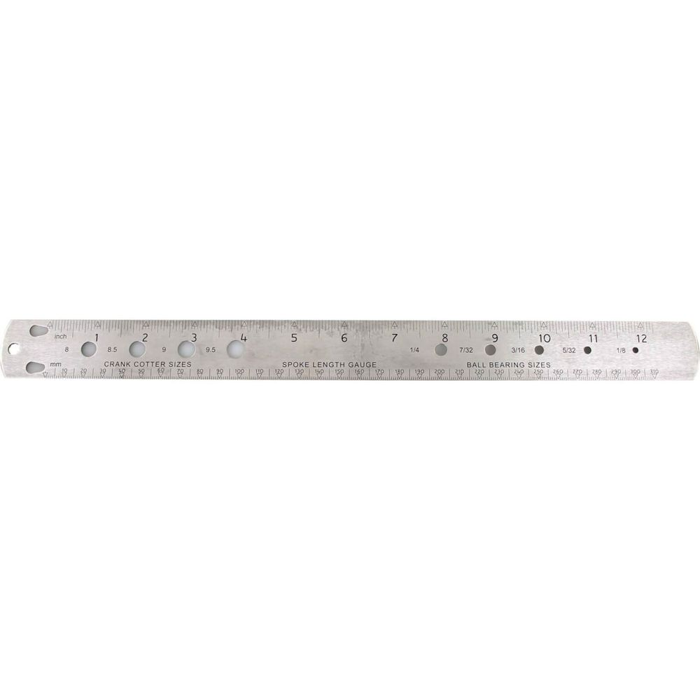 Icetoolz xpert meet-/spakenlat 33cm rvs