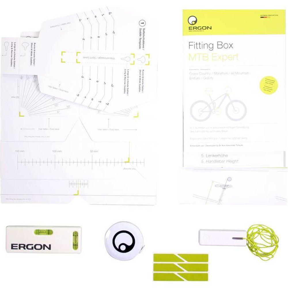 Ergon Fitting Box MTB Expert