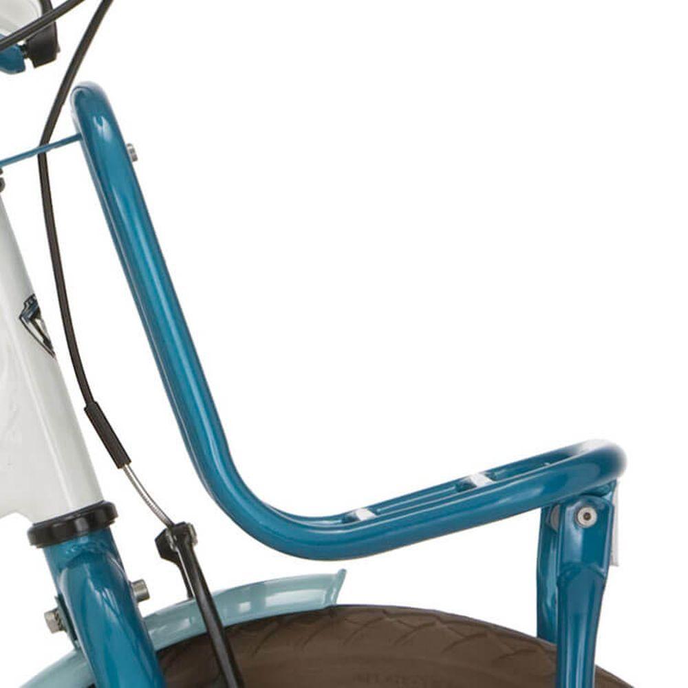 Alpina voordrager 16 Clubb PMS 3155 blauw