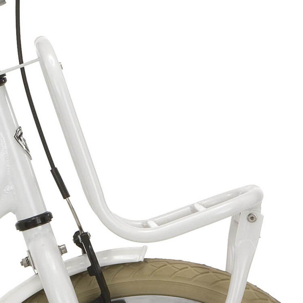 Alpina voordrager 18 Clubb YS1072 wit