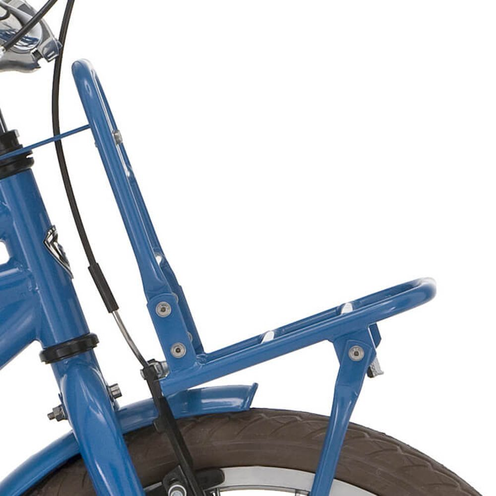 Alpina voordrager 18 Cargo petrol blue