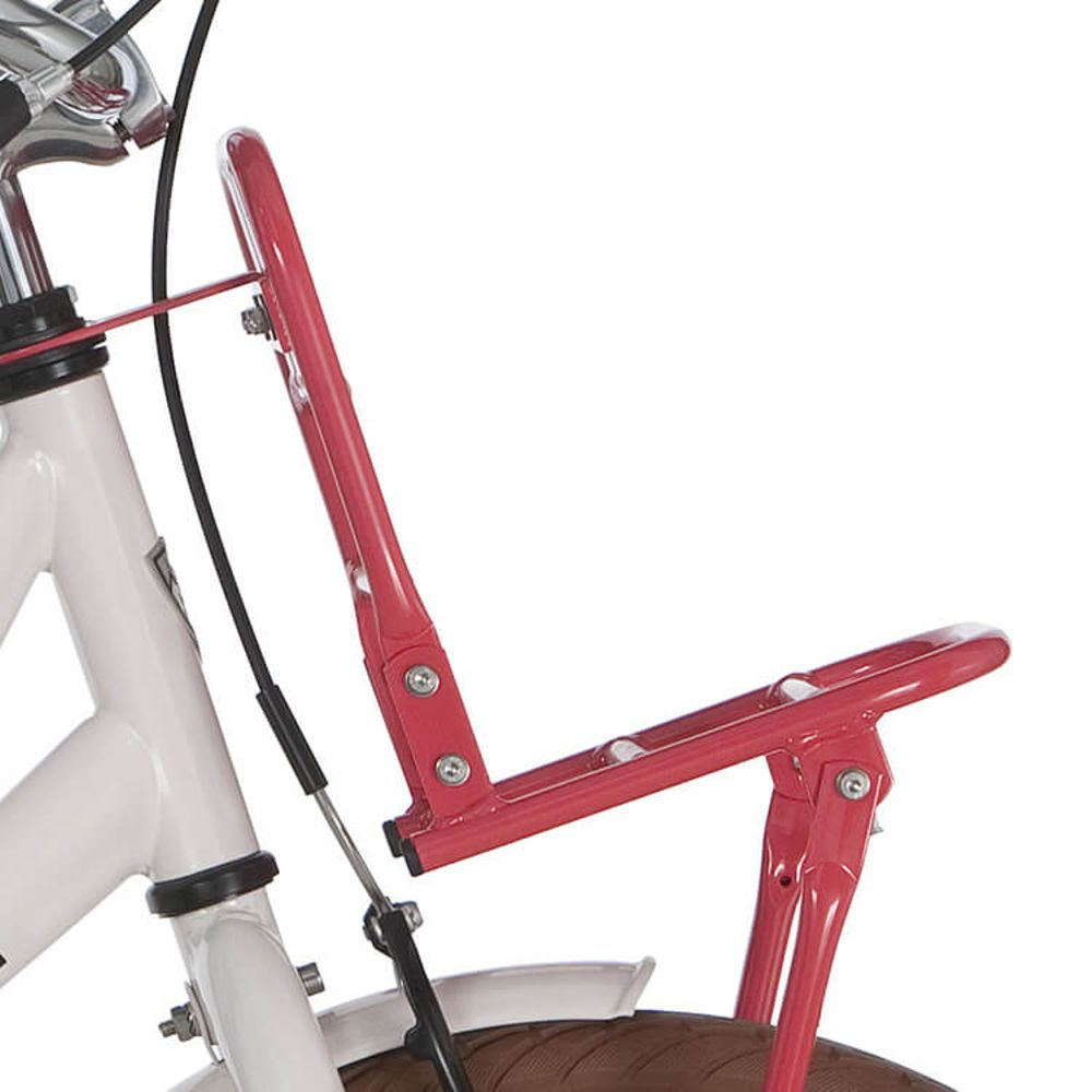 Alpina voordrager 18 Cargo strawberry red