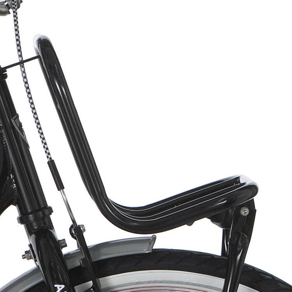 Alpina voordrager 20 Clubb black