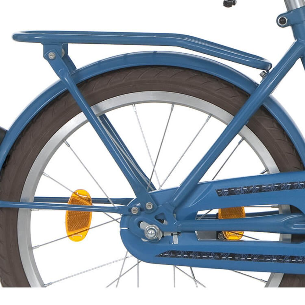 Alpina achterdrager 16 Cargo blue grey